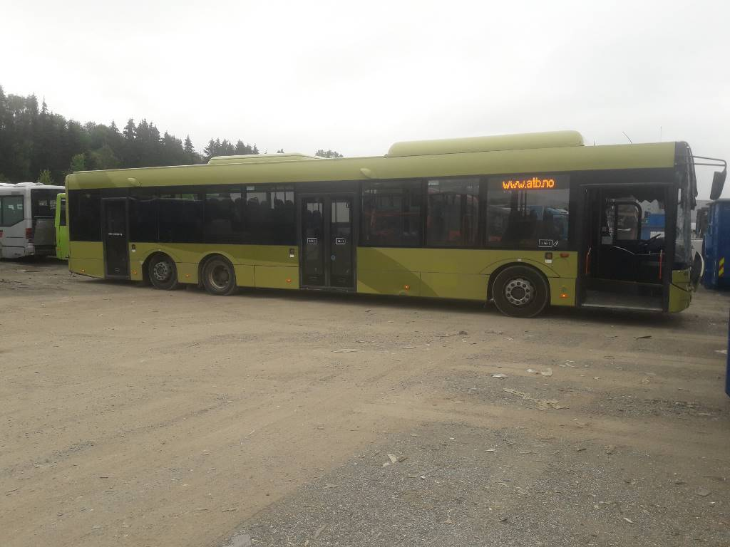[Other] Solaris, URBINO 15H CNG, for parts, Bybusser, Transport