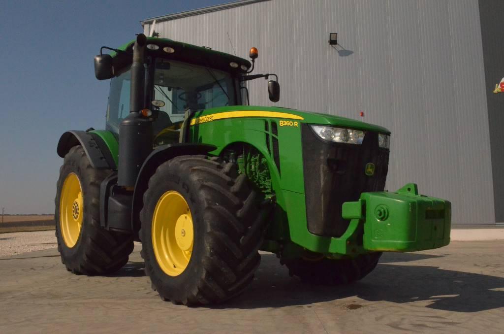 John Deere 8360 R AutoPower