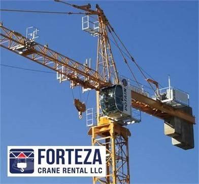 Potain MC 235B, Crane Parts and Equipment, Construction Equipment