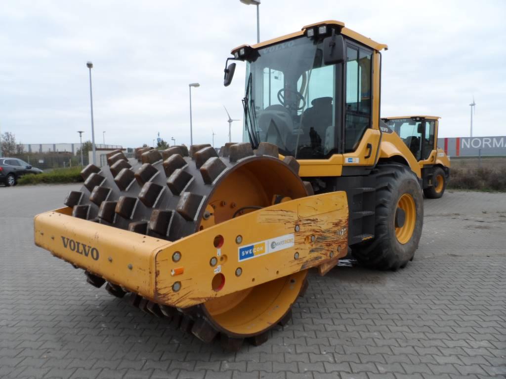 Volvo SD 135, Soil Compactors, Construction Equipment