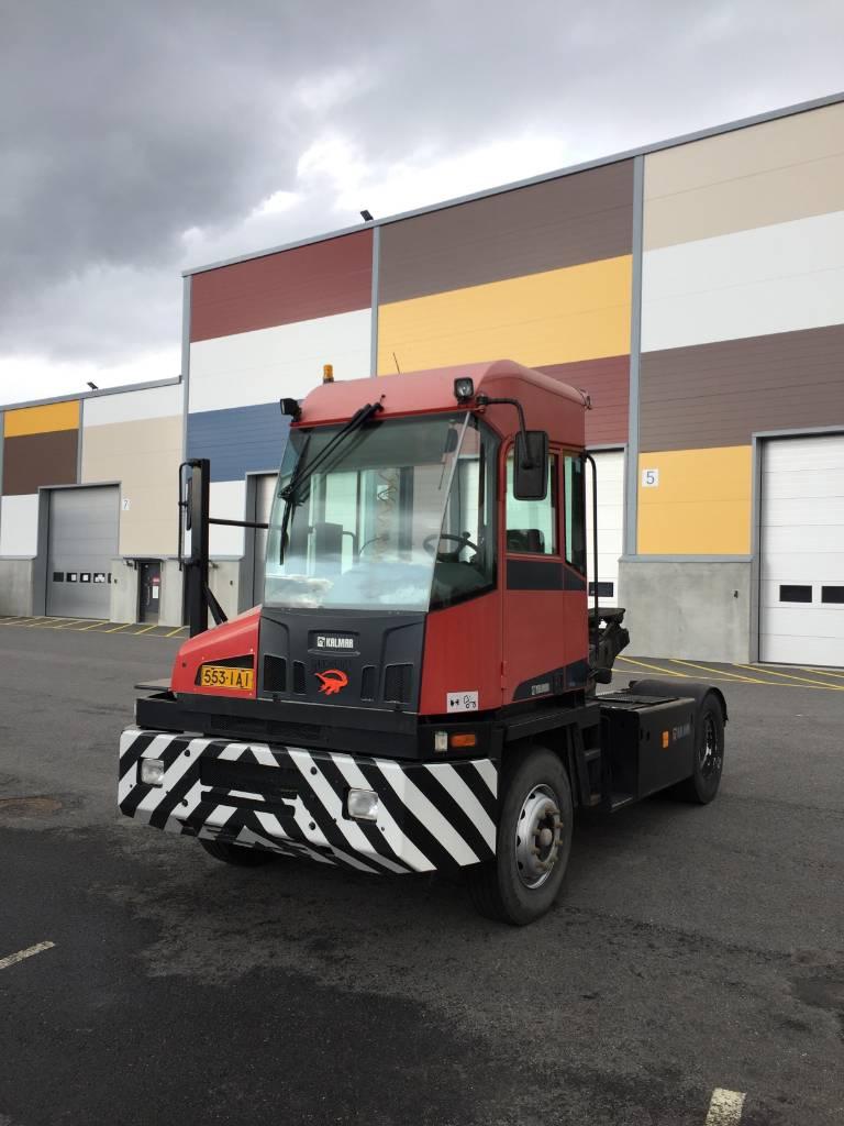 Kalmar TT 612 D, Terminal tractors, Material Handling