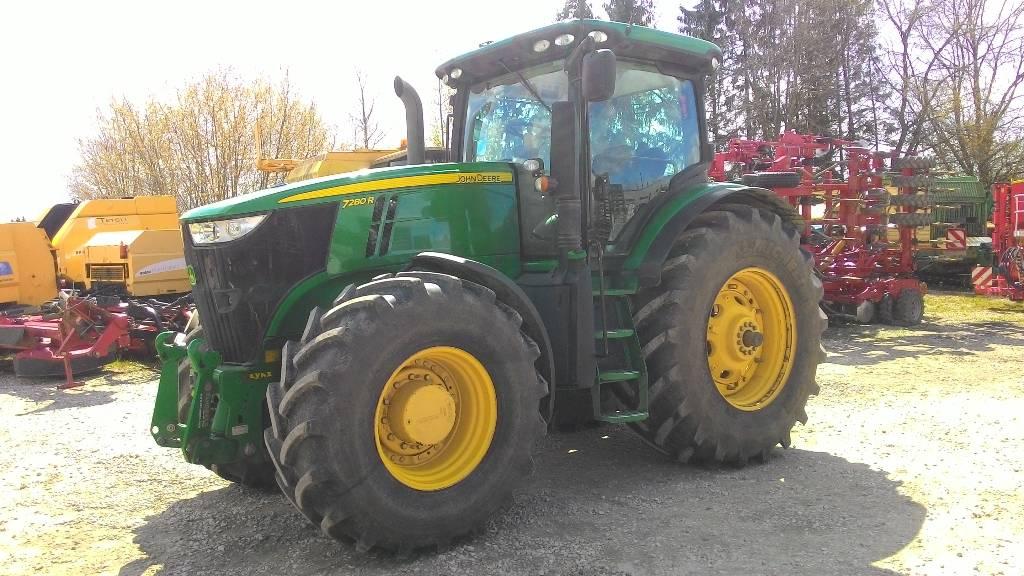 John Deere 7280 R, Traktorid, Põllumajandus