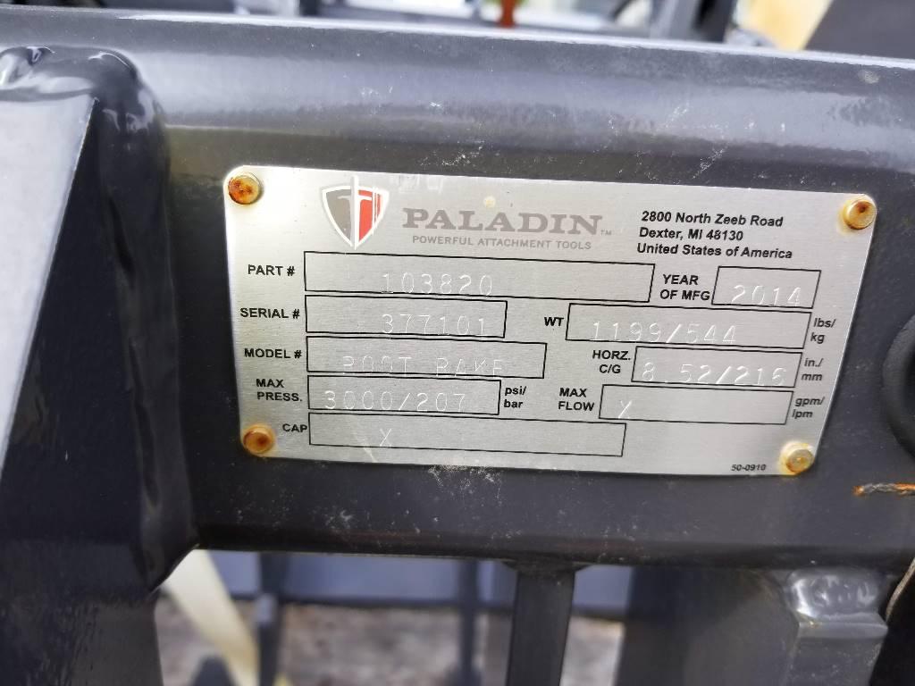 Paladin Root Rake 78
