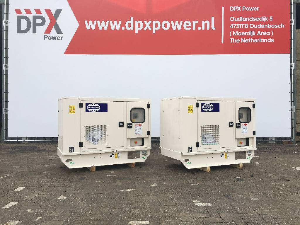 FG Wilson P13.5-6 - Generator - DPX-16000, Diesel generatoren, Bouw