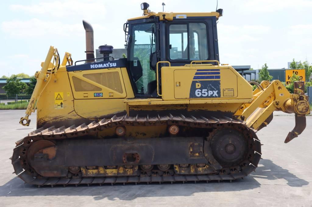 Komatsu D65PX-16, Dozers, Construction Equipment