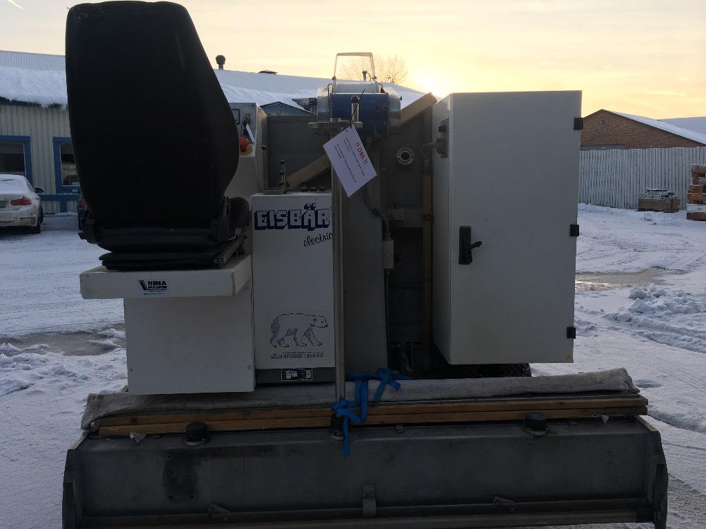 [Other] Icebear Electric Ismaskin / Isbanemaskin, Ismaskiner, Grönytemaskiner