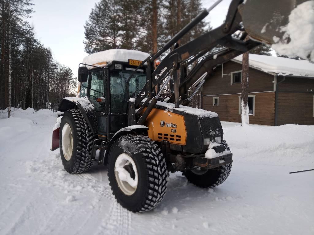 Valtra MX105, Traktorit, Maatalous