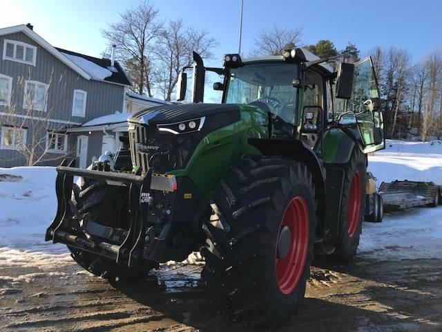 Fendt 1038, Traktorer, Lantbruk