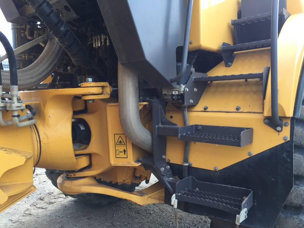 Volvo Dumper A25F A25F / A25, Midjestyrd dumper, Entreprenad