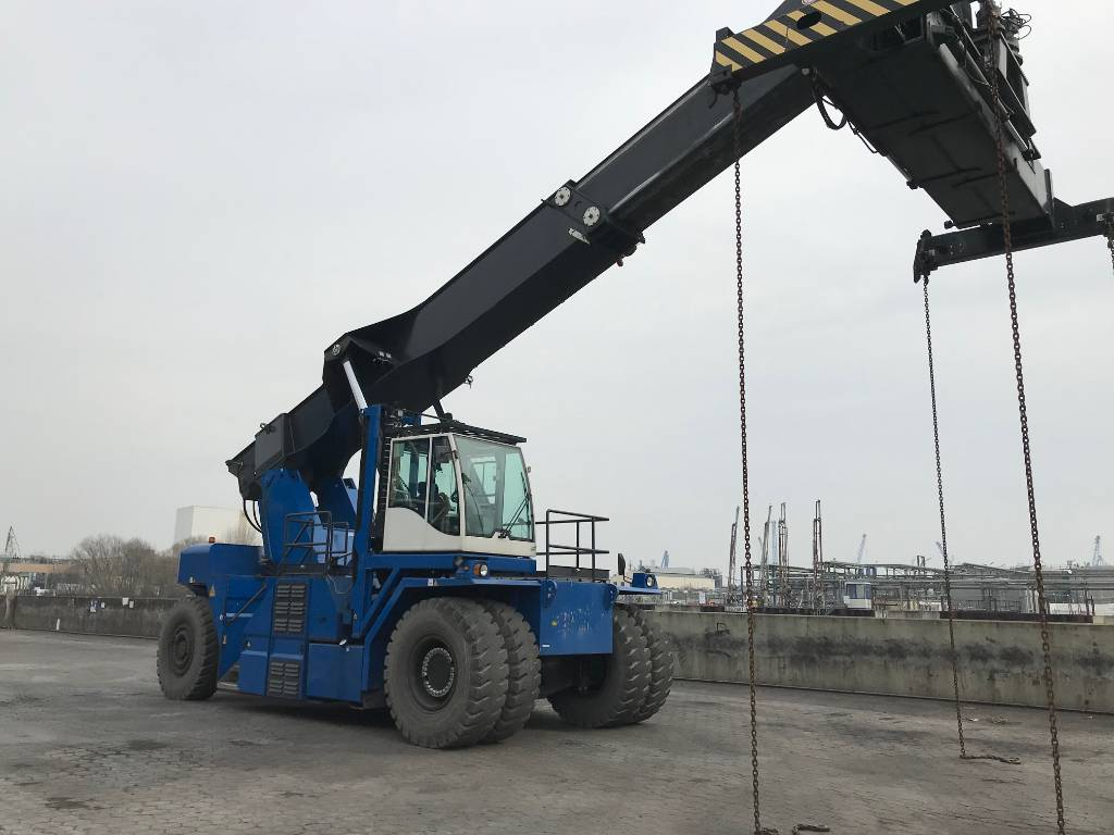 [Other] CES 50:IRS50A/IRS 50 0001/0010, Reachstackers, Material Handling
