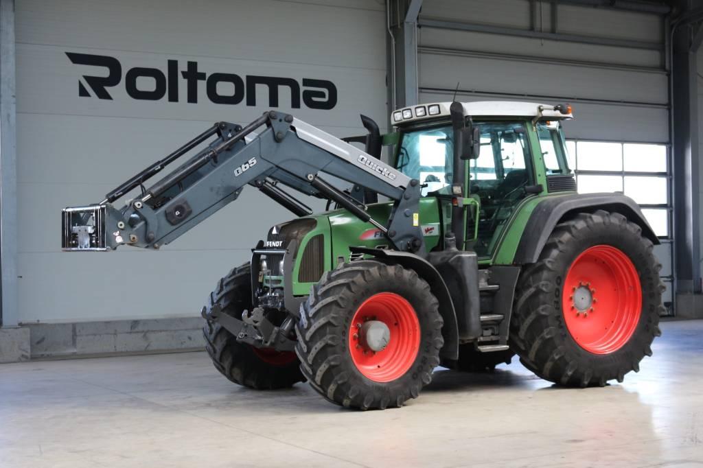 Fendt 718 Vario, Traktory, Maszyny rolnicze