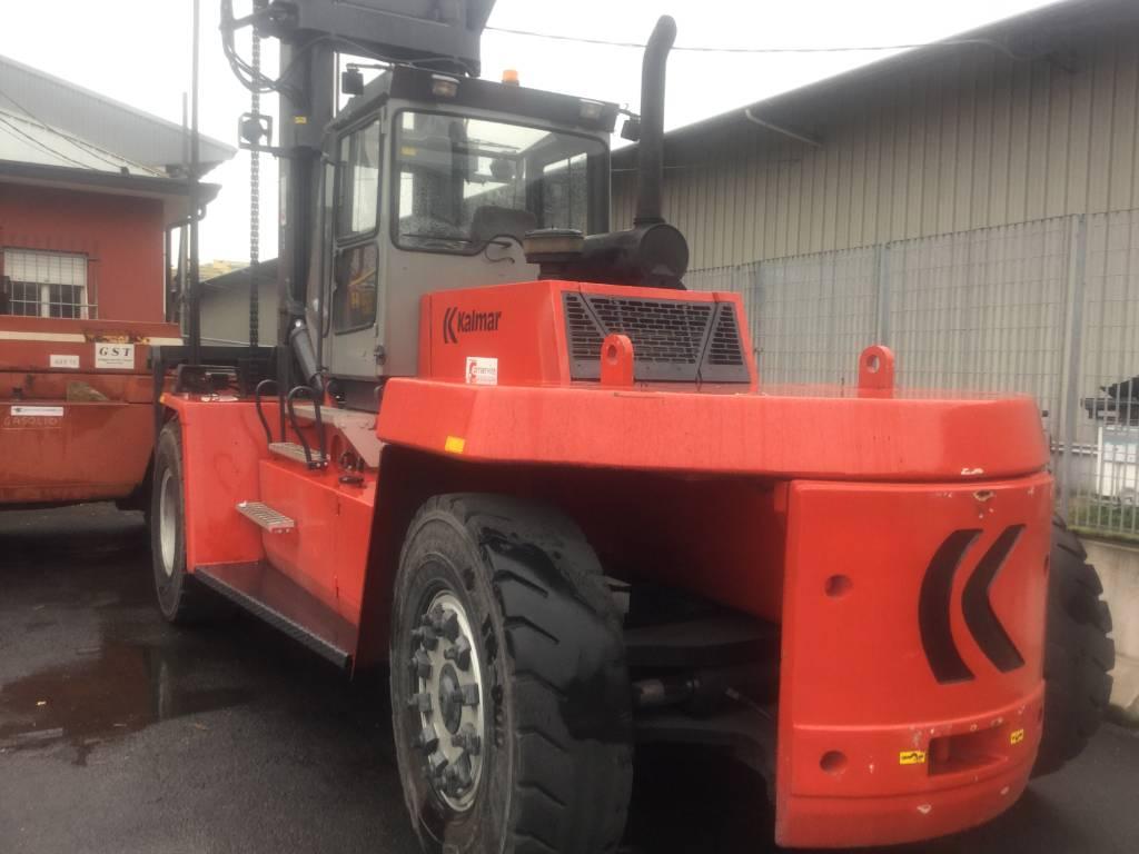 Kalmar DCD 200-12 LB, Diesel trucks, Material Handling