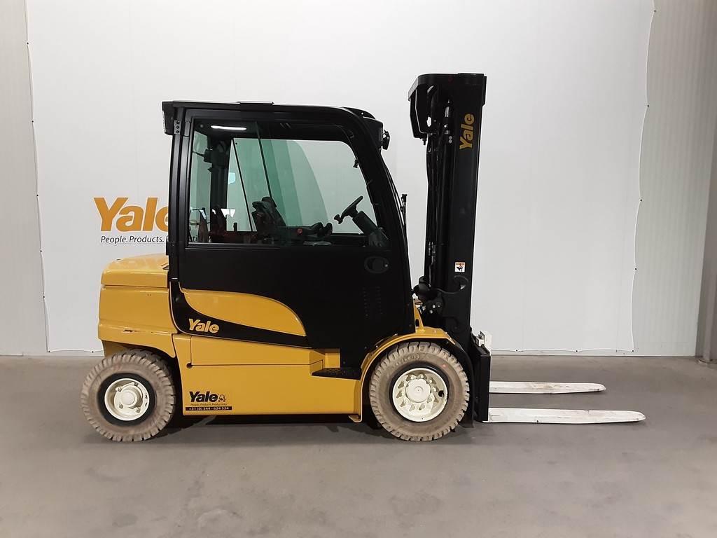 Yale ERP50VM, Elektrische heftrucks, Laden en lossen