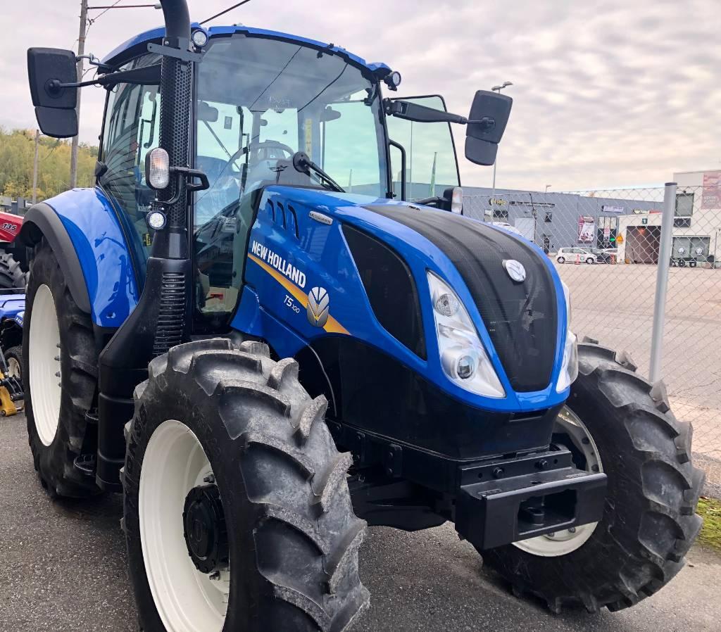 New Holland T5.100 EC, Traktorit, Maatalous