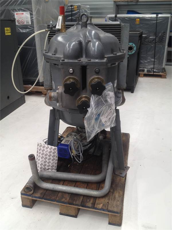 Atlas Copco MD 200 A, Compressed air dryers, Industrial