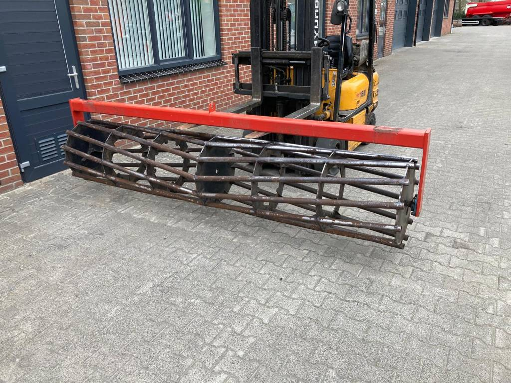 Evers kooirol 3 mtr, Other Tillage Machines And Accessories, Agriculture