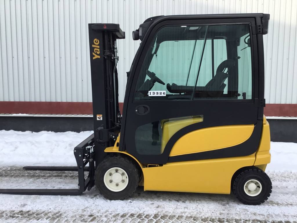 Yale ERP25VL, Electric forklift trucks, Material Handling