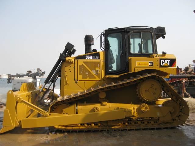 Caterpillar D6R LGP II, Dozers, Construction