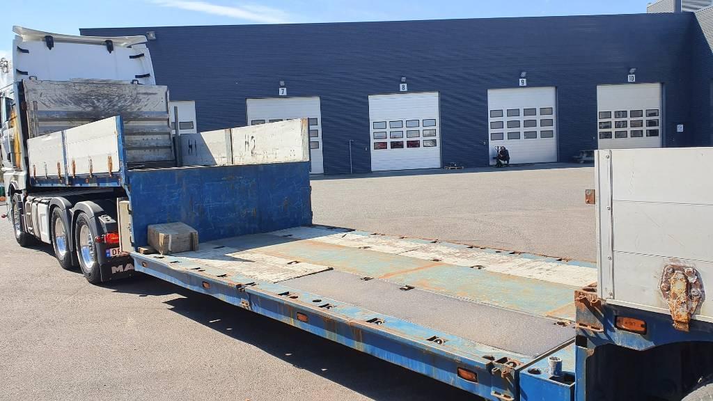 Vang SHSL 111 TS - Brønnjumbo, Planhengere, Transport