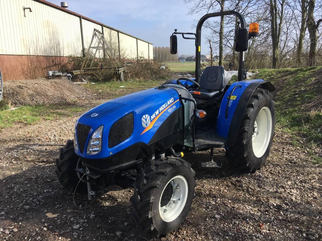 New Holland TD 3.50, Tractoren, Landbouw