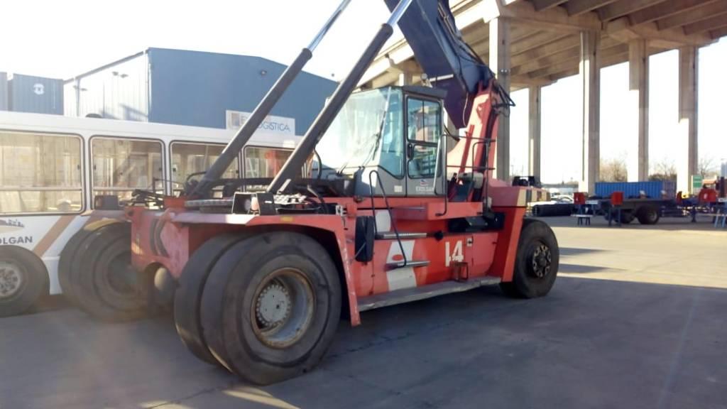 Kalmar DRF100-54S6, Containerstapler, Flurförderzeuge
