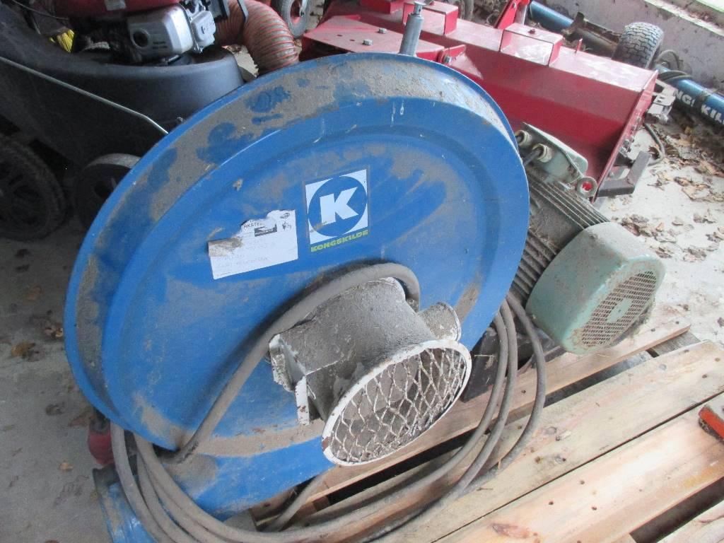 Kongskilde TRL 150 kornblæser., Afgrødehåndtering - Andet udstyr, Landbrug