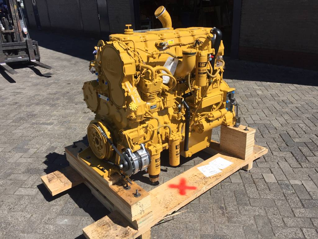 Caterpillar C 15 - Industrial Engine - 403 kW - MCW, Industrial Applications, Construction