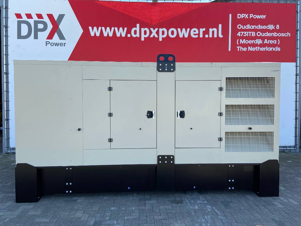 Scania DC13 - 400 kVA Generator - DPX-17950.2, Diesel generatoren, Bouw