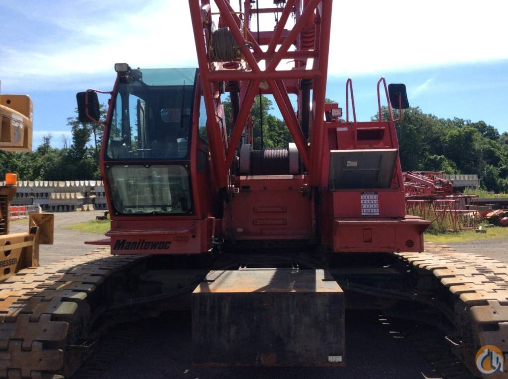 Manitowoc 8000, Crane Parts and Equipment, Construction Equipment
