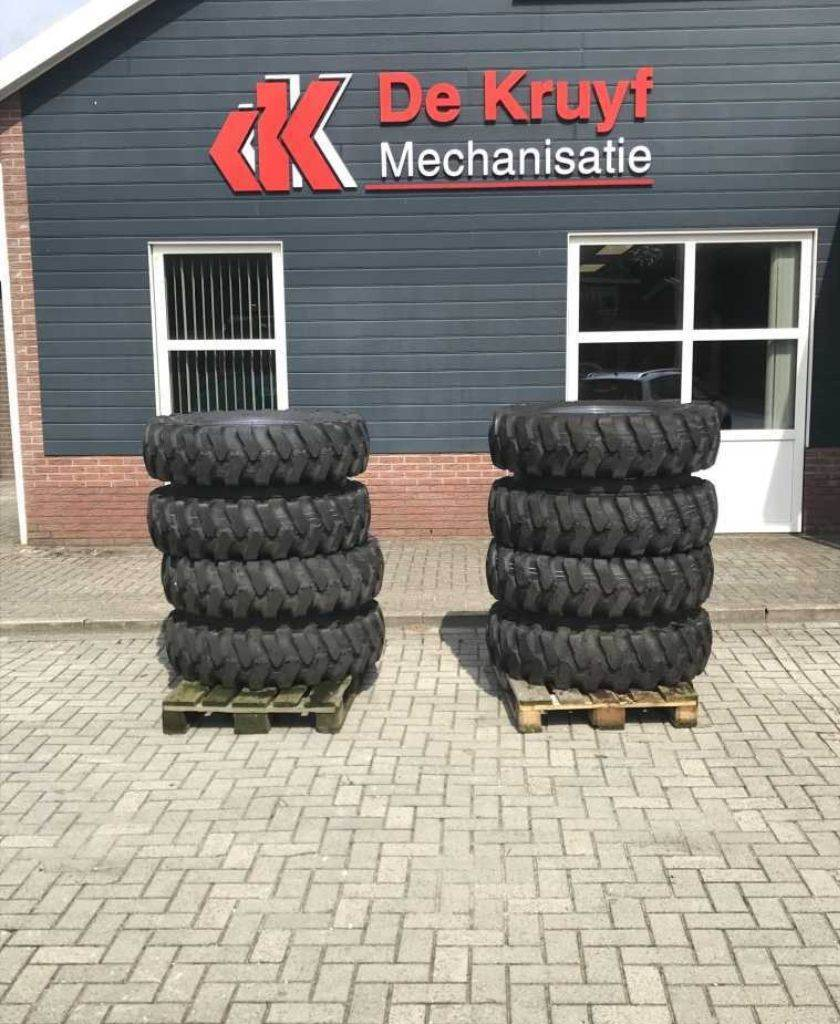 Mitas 10,00-20 ML, Tires, wheels and rims, Agriculture