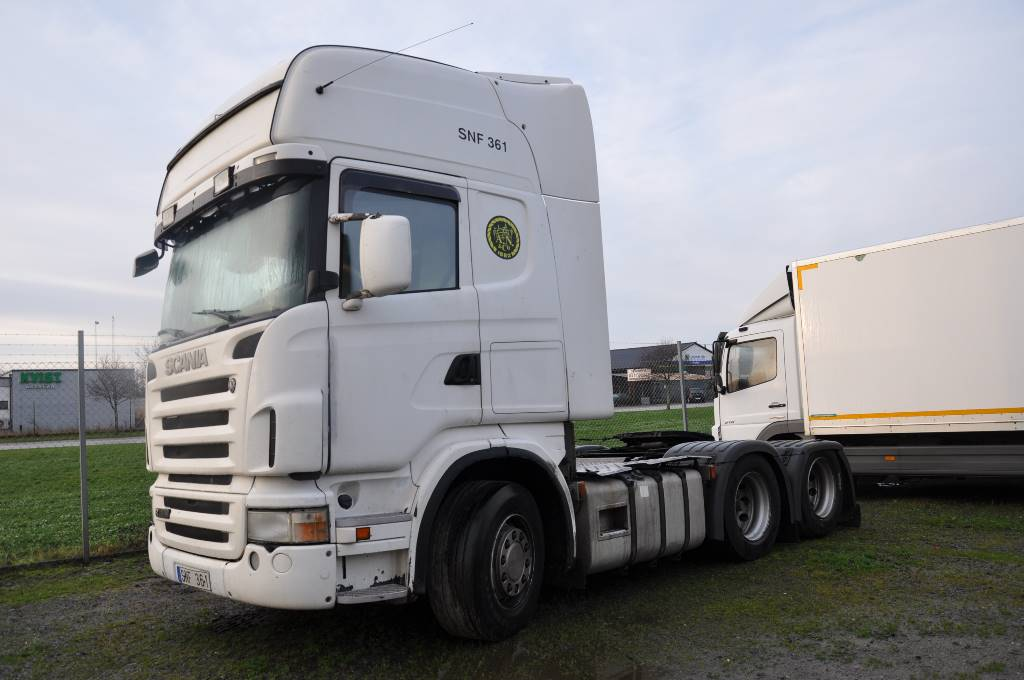 Scania R480LA6X2MNA, Dragbilar, Transportfordon