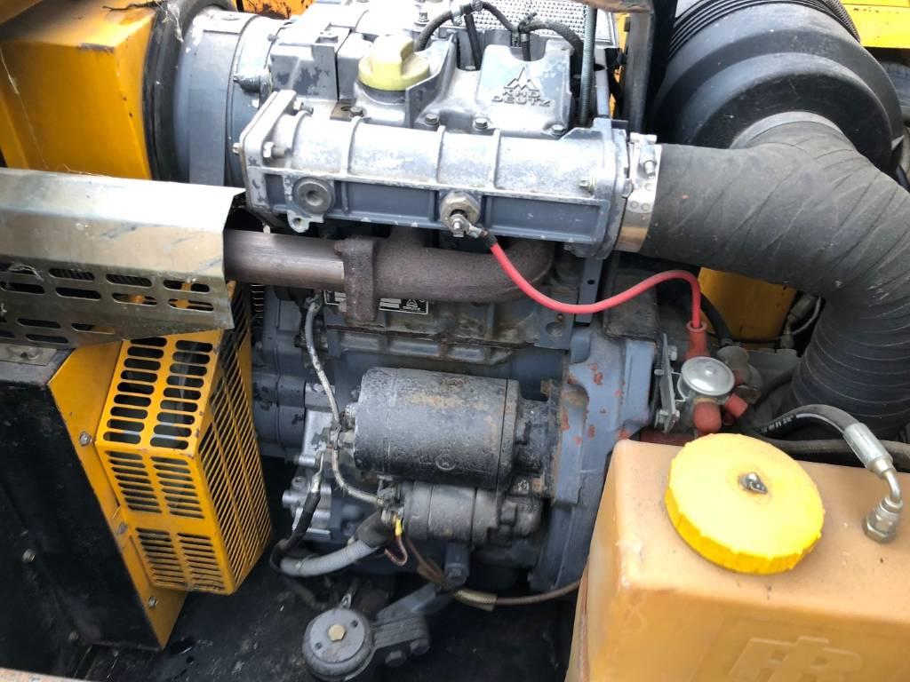 Ingersoll Rand P 101 WD, Kompressoren, Baumaschinen