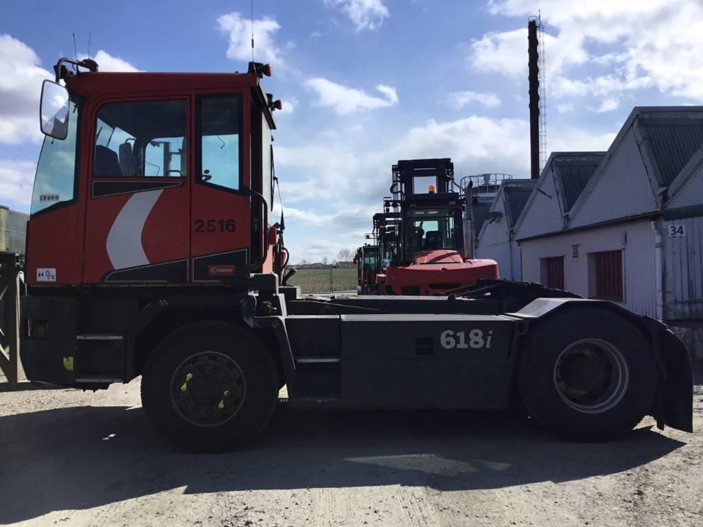 Kalmar TR618i, Terminal tractors, Material Handling