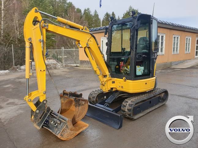 Komatsu PC26MR-3, Mini Excavators <7t (Mini Diggers), Construction Equipment
