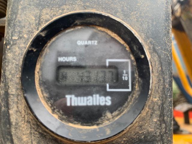 Thwaites 6000 6T, Site dumpers, Construction