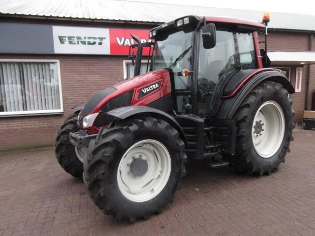 Valtra N93, Tractoren, Landbouw