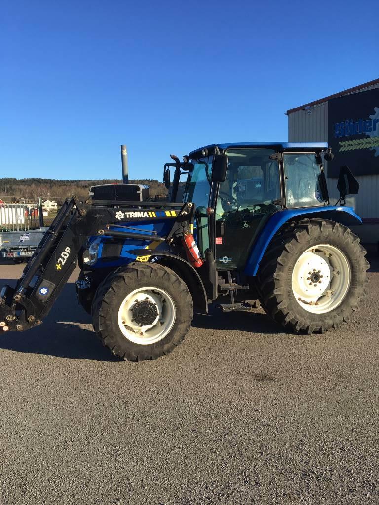 New Holland 5070, Traktorer, Lantbruk
