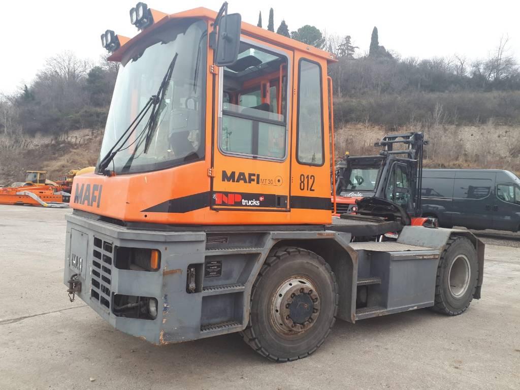 Mafi MT30R, Terminal tractors, Material Handling