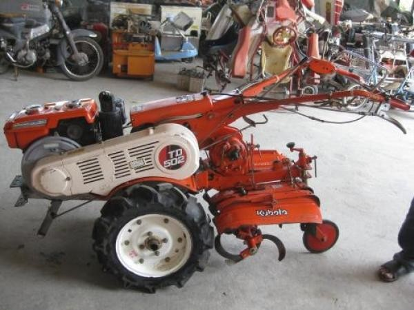 used kubota td502 two wheel tractors price 858 for sale mascus usa. Black Bedroom Furniture Sets. Home Design Ideas