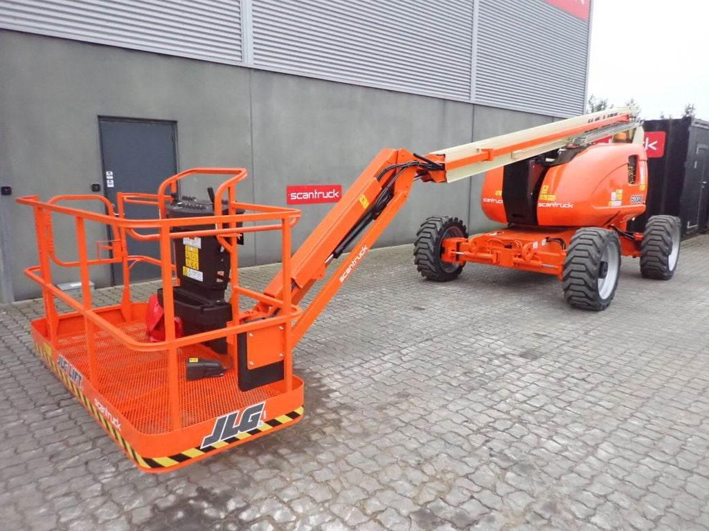 JLG Diverse, Articulated boom lifts, Construction Equipment