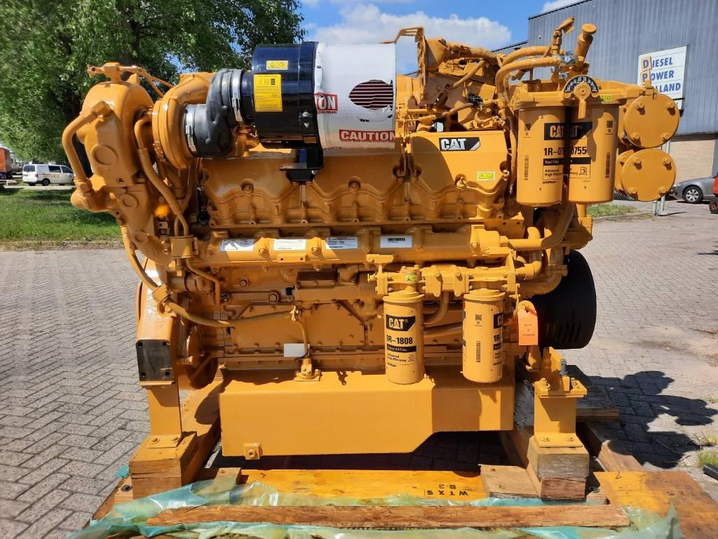 Caterpillar - Unused - 660HP  1800RPM - C 32 - ZP2, Marine Applications, Construction