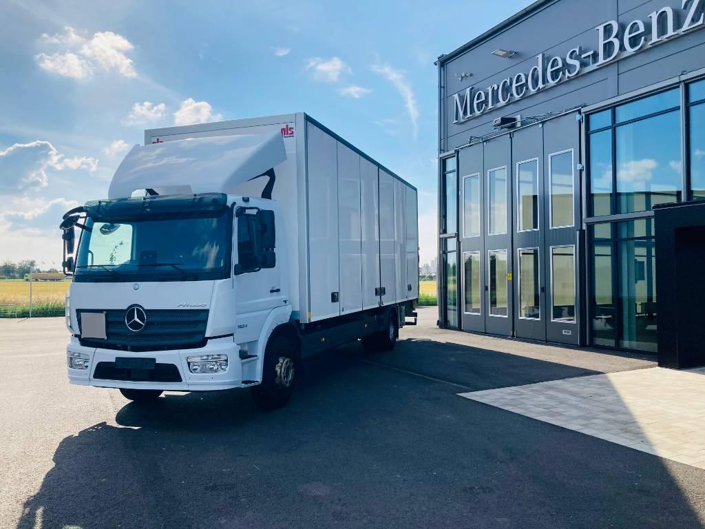 Mercedes-Benz Atego 1524 L  OBS, Skåpbilar, Transportfordon