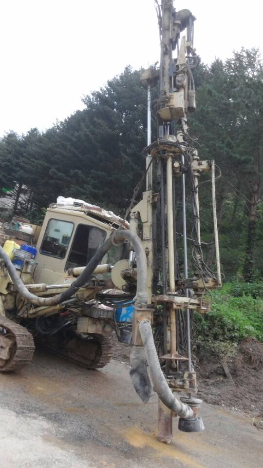 Atlas Copco CM 470, Surface drill rigs, Construction Equipment