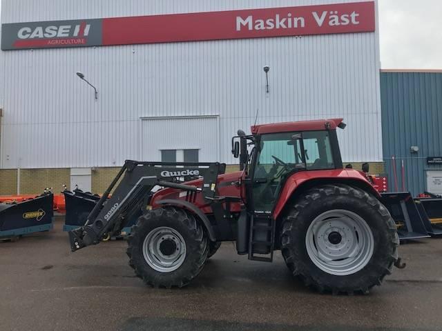 Case IH CS130 MED LASTARE, Traktorer, Lantbruk