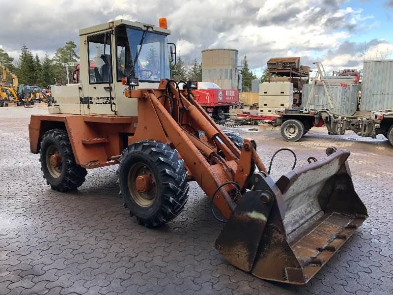 Schaeff SKL 840, Radlader, Baumaschinen