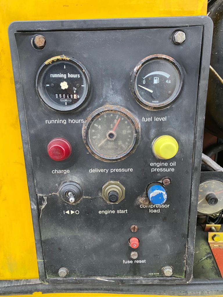 Atlas Copco XAS 85, Kompressoren, Baumaschinen