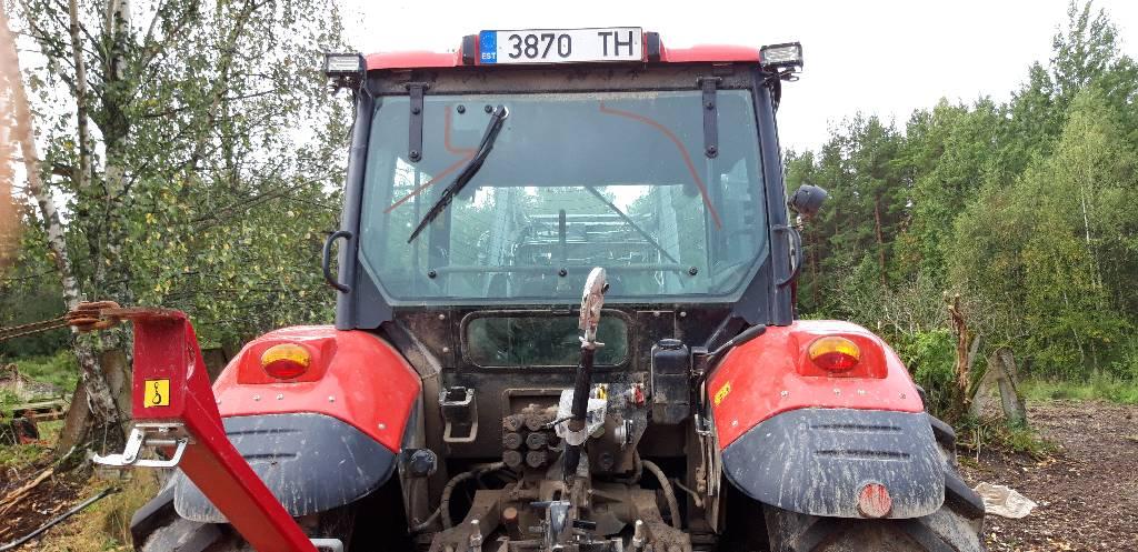 Zetor Proxima HS100, Traktorid, Põllumajandus