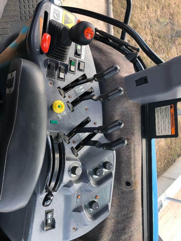 New Holland 8870, Traktorid, Põllumajandus