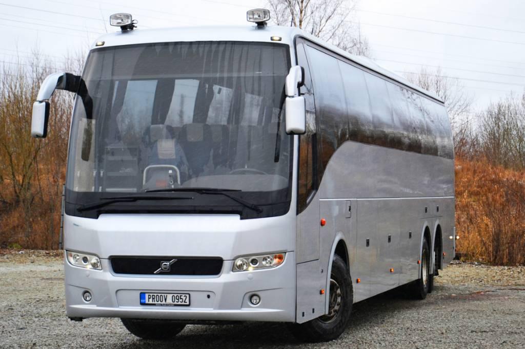 Volvo 9700HD B13R, Kaugsõidubussid, Transport