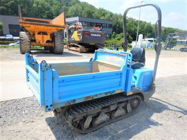 Messersi TCH 1500 C, Tracked Dumpers, Construction Equipment